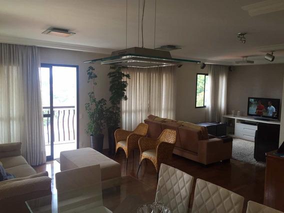 Apartamento No Chácara Alto Da Boa Vista 3 Suítes, 3 Vagas. - V90906