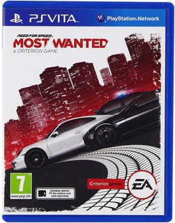 Need For Speed Most Wanted - Ps Vita (físico)