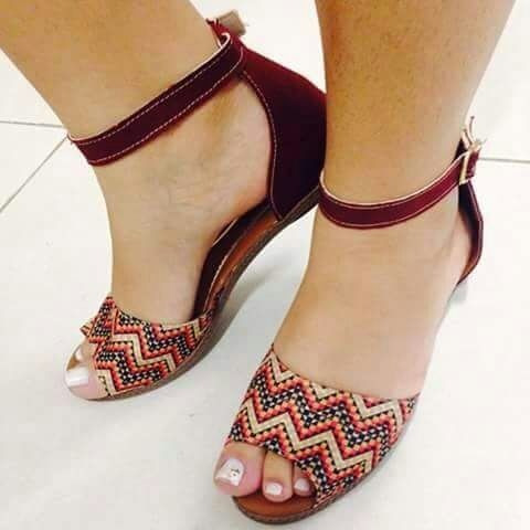 Sandálias E Sapatilhas Original Via Esther
