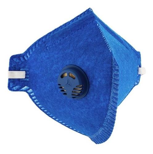 Mascara Protectora Tapa Boca Con Valv De Delta Plus X 10 Uni