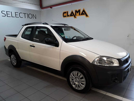 Fiat Strada Working Cabina Doble 46000 Km