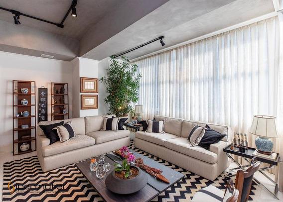Apartamento Com 3 Dormitórios À Venda, 221 M² Por R$ 2.490.000,00 - Jardim Paulista - São Paulo/sp - Ap0964