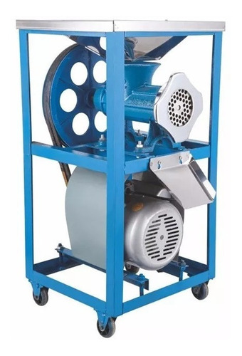 Picadora Carne Electrica 32 Motor 2hp Muy Potente 350 K/h