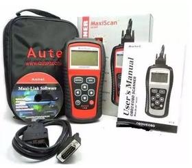 Scanner Automotivo Maxscan Ms509 Obd2 Gs 509 Frete Grátis