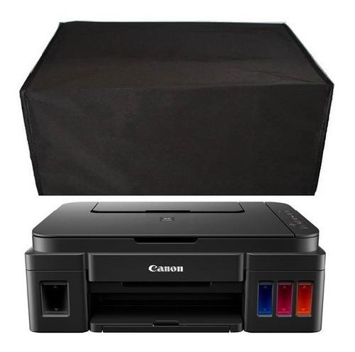 Imagem 1 de 1 de Capa Impressora Canon G2110,g3100,g3110,g3111 Corino Premium