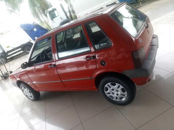 Fiat Uno Mille 1.0 Flex 5p 2010/2011