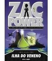 Livro: Zac Power - Missão 1 Ilha Do Veneno