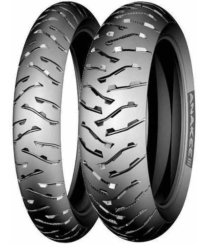 Combo Michelin Anakee 3 90/90-21 + 150/70-17 Big Trail Novo