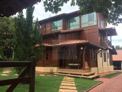 Casa Residencial À Venda, Condomínio Village Do Gramado, Lagoa Santa. - Ca0015