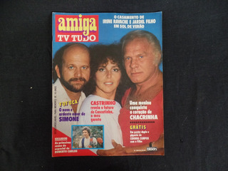 Revista Amiga - Nº 656 - Inclui Roberto Carlos