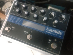 Pedal De Delay Eventide Time Factor