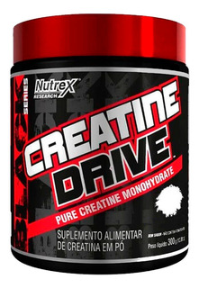 Creatina Drive ( Creatine Monohidratada ) - 300g - Nutrex