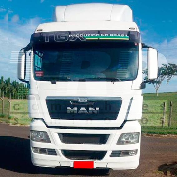 Caminhão Seminovo Man Tgx 29.440 6x4