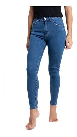 Jean Mujer Rusty Spray On Skinny