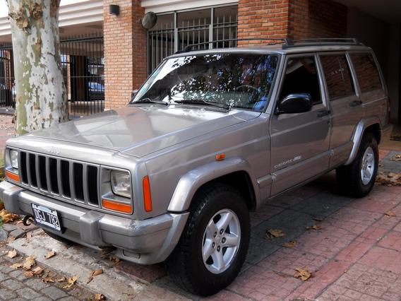 Jeep Cheroke Classic T. Diesel 4x4 Exelente