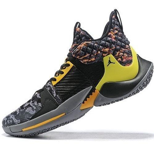 Tênis Jordan Why Not 0.2 Lebron C/caixa Importado Lançamento