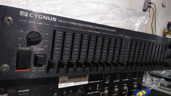 Equalizador Cignus 1800