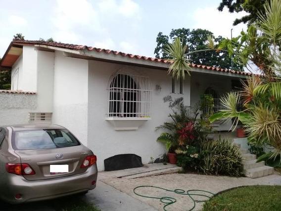 Casa En Venta Urb El Castaño Maracay Mj 20-13975