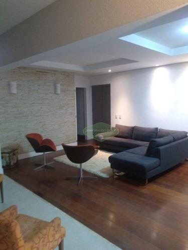 Apartamento À Venda, 171 M² Por R$ 1.690.000,00 - Chácara Flora - São Paulo/sp - Ap1951