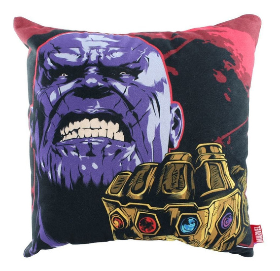 Almofada Marvel Guerra Infinita
