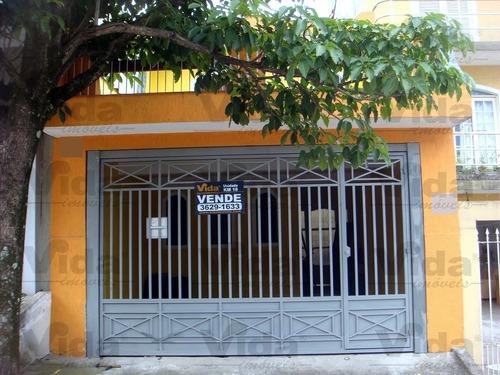 Casa/sobrado Para Venda, 4 Dormitório(s), 174.8m² - 26300