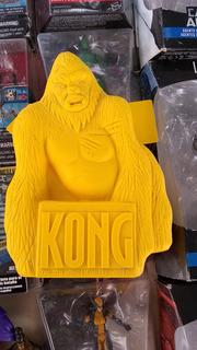 King Kong. Molde Gelatina Jello