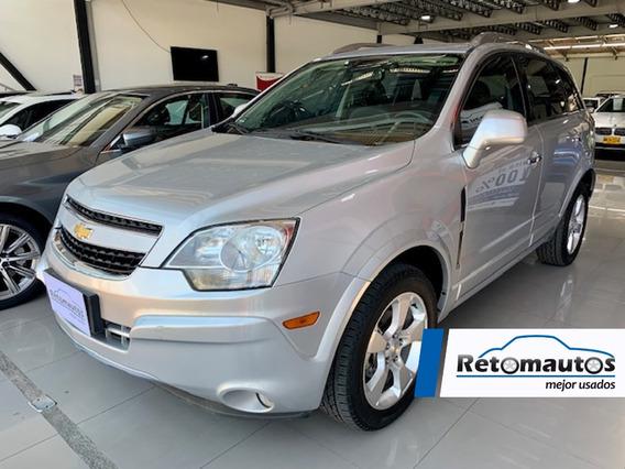 Chevrolet Captiva Platinum 3.0 4x4 Tp