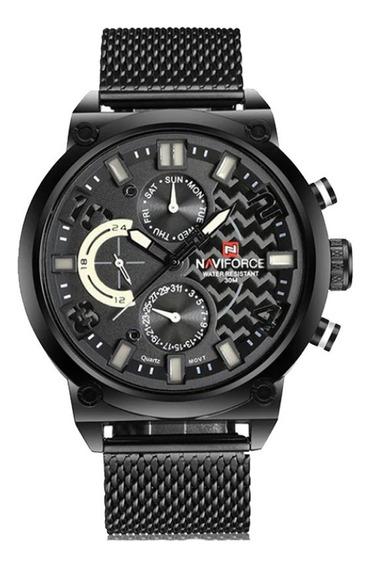 Relógio Masculino Original De Luxo Quartzo Racer Importado