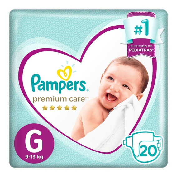 Pampers Premium Care Pañal Todos Los Talles