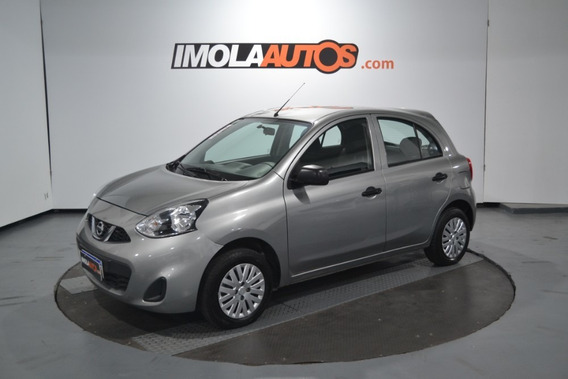 Nissan March 1.6 Active Pure Drive M/t