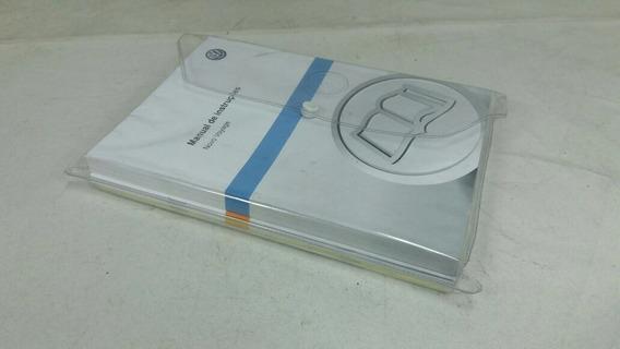 Kit Manual Proprietário Completo Novo Voyage