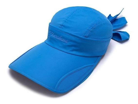 Sombrero Gorra Con Visera Ajustable Protector Solar