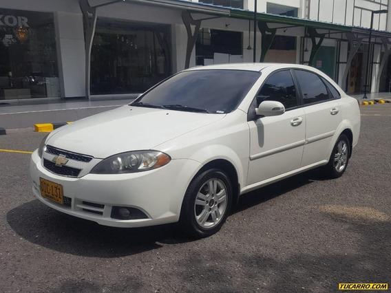 Chevrolet Optra Advance Motor 1.6 Blanco 2009