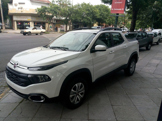 Fiat Toro Nafta 2020 0km - Retira Con $115.000 O Tu Usado! B
