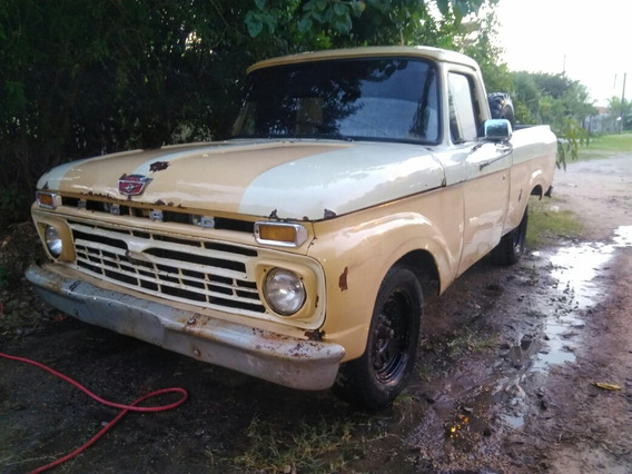 Ford F-100 Ford Tiwin