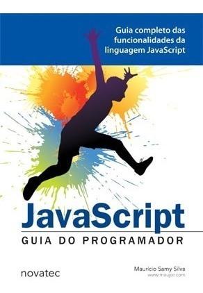 Livro Javascript - Guia Do Programador Novatec Editora