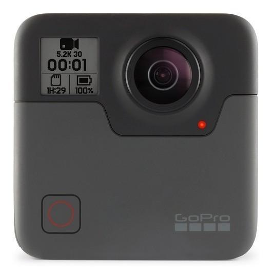 Gopro Fusion (menor Preço) - Câmera 360 Graus