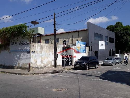 Prédio Para Alugar, 1800 M² Por R$ 44.000,00/mês - Parangaba - Fortaleza/ce - Pr0020