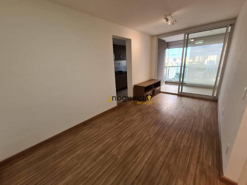 Apartamento Para Alugar, 44 M² Por R$ 3.000,00/mês - Brooklin Paulista - São Paulo/sp - Ap15588