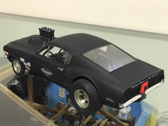 Mustang Gmp 1/18 ! Raro ! N Autoart Ertl Lane Exoto Kyosho