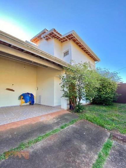 Casa Com 3 Dormitórios À Venda, 239 M² Por R$ 720.000,00 - Cidade Universitária Ii - Campinas/sp - Ca2241