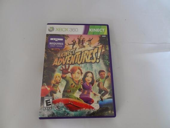 Jogo Xbox 360 - Kinect Adventures