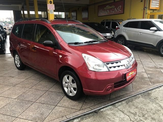 Nissan Grand Livina 1.8 16v Flex, Eeg1738