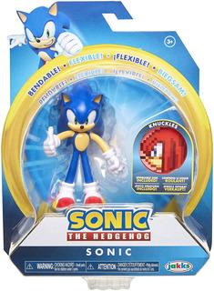 Sonic The Hedgehog Sonic Action Figure 10 Cm