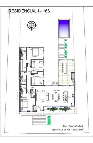 Venta Casa Residencial I Lote 166