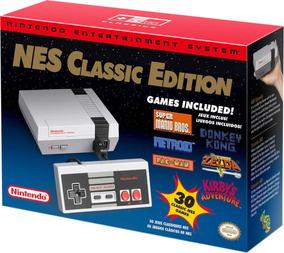Nintendinho Retro Nes Hdmi Nintendo Classic 30jogos Garantia