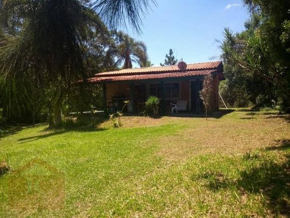 Chácara Com 2 Dormitórios À Venda, 9200 M² Por R$ 750.000,00 - Pununduva - Cotia/sp - Ch0065