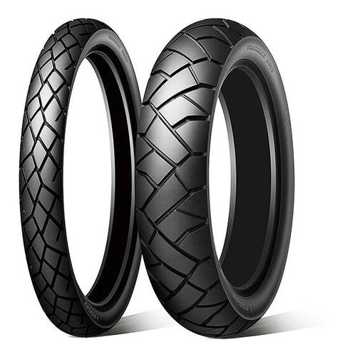 Juego Dunlop Trailmax D610 90/90/21 150/70/18 Africa Emporio