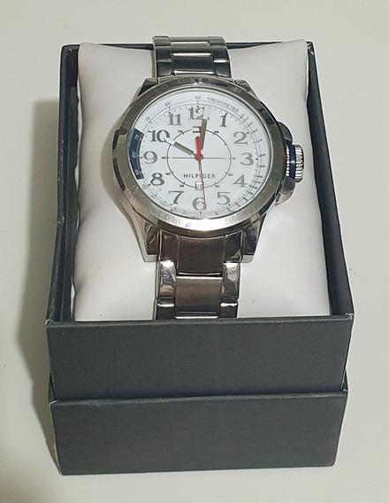 Relógio Tommy Hilfiger Aço Analógico Th 183.1.14.1232