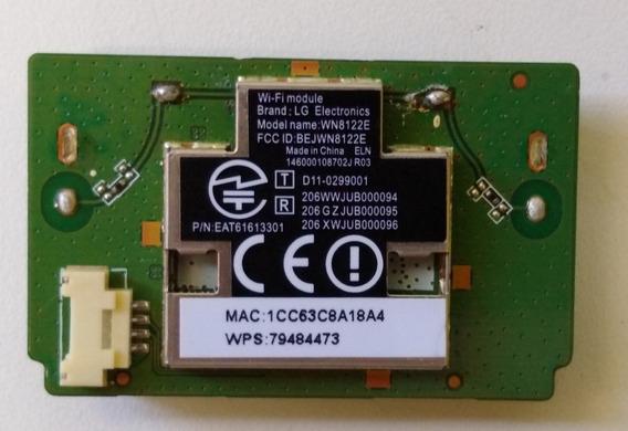 Módulo Wifi Tv Lg 47lm8600 141812220001j C/ Garantia